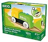 BRIO World 33705 - Mein erste Batterielok, bunt