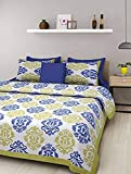 Best Home Fashion Designs Home Fashion Pillows - Jaipuri Style 100% Cotton Rajasthani Tradition King Size Review