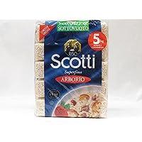 Arroz Arborio Scotti (Risotto) 5kg