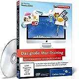 Das gro�e Mac-Training - 12 Stunden Video-Workshops f�r Einsteiger, Umsteiger und Fortgeschrittene Bild