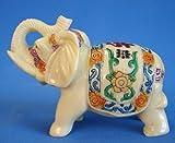 Feng Shui importación elefante estatua de buena suerte