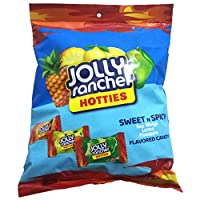 Jolly Rancher Hotties Sweet Spicy Flavored Candy in Pouch