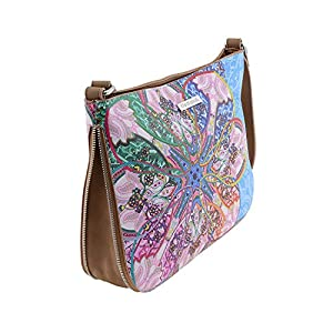 51PiDzWT18L. SS300  - Desigual - BOLSO MEXICAN CARDS MOLINA