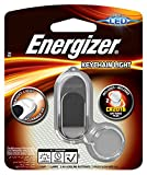 Energizer 625704 Hi-Tech - Llavero linterna LED con 1 pila CR203, color plateado