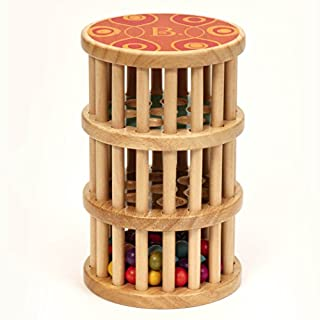 B. toys - B. A-Maze Rain Rush Dexterity Toy - Classic Baby Rainmaker Toy - Development Wooden Toys for Toddlers - Natural Wooden Toys (B0080AHI5M)   Amazon Products