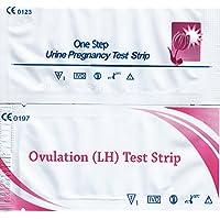 Preisvergleich für 10 Ovulationstests + 2 Schwangerschaftstests