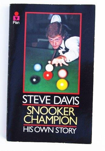 Steve Davis: Snooker Champion por Steve Davis