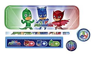 Set papeleria PJ Masks Hero