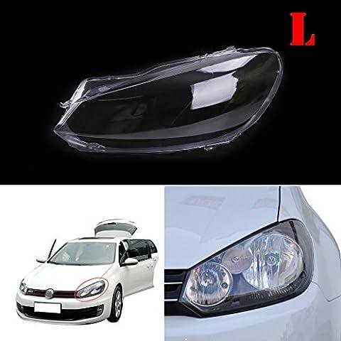 Sengear SENGEAR-CAR-P517-L Headlight Lens Plastic Shell Cover (Left Side)