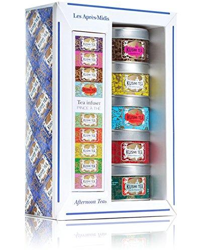 Kusmi Tea - Coffret Miniatures - Les Après-midi