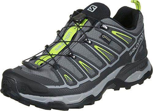 Salomon X Ultra 2 GTX, Zapatillas de Trail Running para Hombre, Gris...