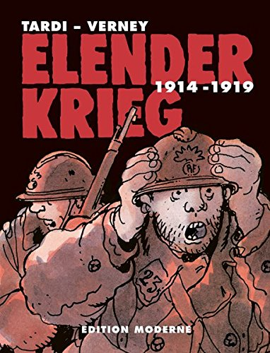 Elender Krieg 1914-1919 Gesamtausgabe