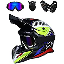 a5ae426d413d6 NBZH Motocross Casco Off Road Moto Dirt Bike MX ATV Dot ECE