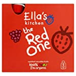 Ella's Kitchen The Red One Organic Sm...