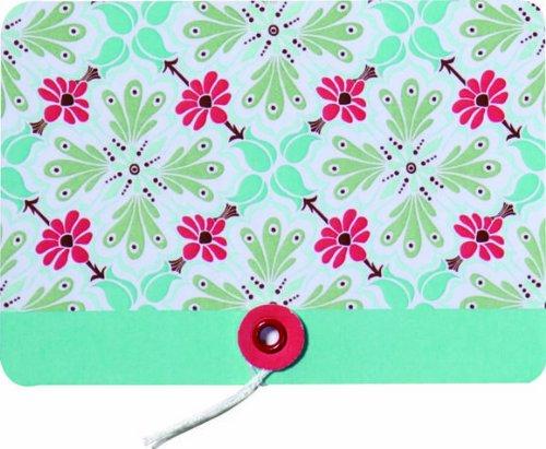 The Gift Wrap Company 72-8191 Grußkarten, Motiv: Pepper Pot Talavera von Kate Spanien, 8,9 x 12,7 cm, 10 Karten und Umschläge