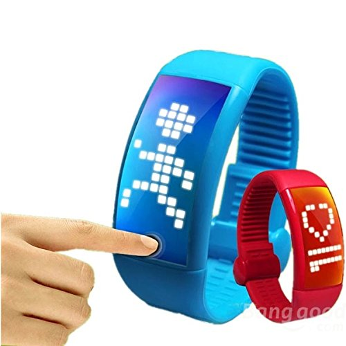 Bazaar 8GB persönliche Signatur 3D Handgelenkschrittzähler Smartwatch
