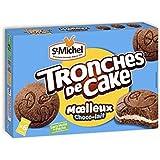 St michel tronches de cake chocolat 175g - ( Prix Unitaire ) - Envoi Rapide Et Soignée