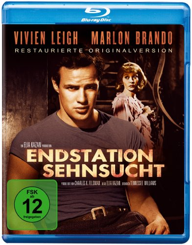 Endstation Sehnsucht [Blu-ray] (Vintage Französisch Türen)