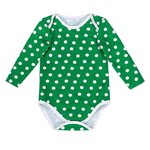 Lookhy Mädchen niedlich Bequeme Polka Dot langärmelige hae Baby Erstausstattung Kleidung babysachen kaufen Erstausstattung Baby babysachen online