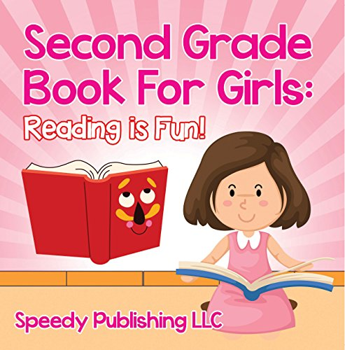 Scholastic 1 Level Set (Second Grade Book For Girls: Reading is Fun!: Phonics for Kids 2nd Grade (Children's Beginner Readers Books))