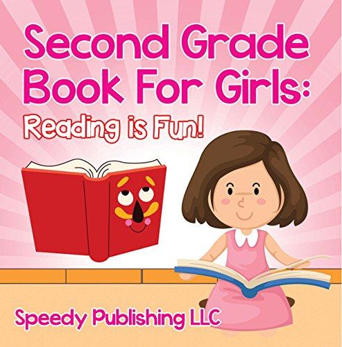 Set 1 Level Scholastic (Second Grade Book For Girls: Reading is Fun!: Phonics for Kids 2nd Grade (Children's Beginner Readers Books))