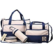 Fafada Windel Wickeltasche Schwangerschaft Multifunktionale Mama Handtasche Pflegetasche Set