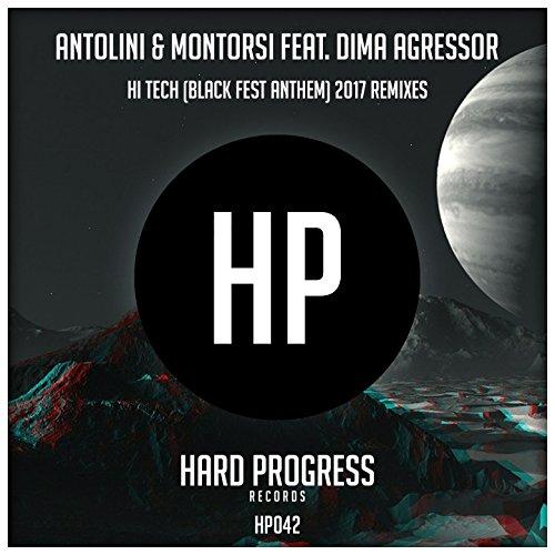 Hi Tech (feat. Dima Agressor) [Black Fest 2017 Anthem Remix]
