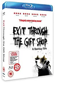 Exit Through the Gift Shop [UK Import] [Blu-ray]