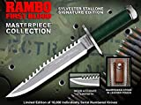 "Böker RAMBO I ""S. STALLONE"" SIGNATURE EDITION"