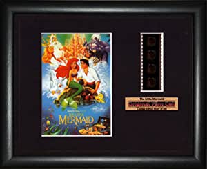 The Little Mermaid - Framed filmcell picture