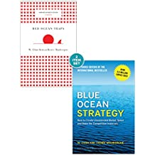 "Blue Ocean Strategy with Harvard Business Review Classic Article ""Red Ocean Traps"" (2 Books) (English Edition)"