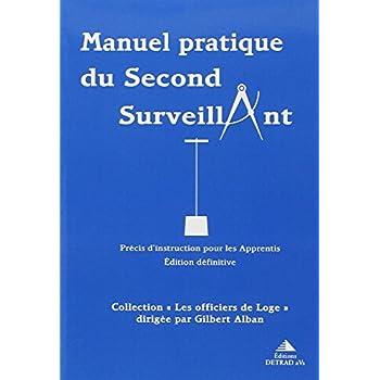 Manuel pratique du second surveillant