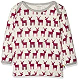 loud + proud Baby-Unisex Sweatshirt Shirt Druck, Violett (Orchid or), 80