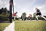 HUDORA Fußballtor Tor Pro Tect, Fußball Tor für Kinder und Erwachsene, 300 x 200 cm, 76914 - 5