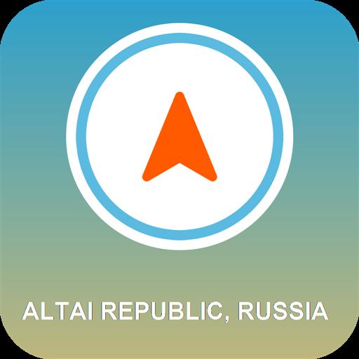 Altai Republic, Russia GPS