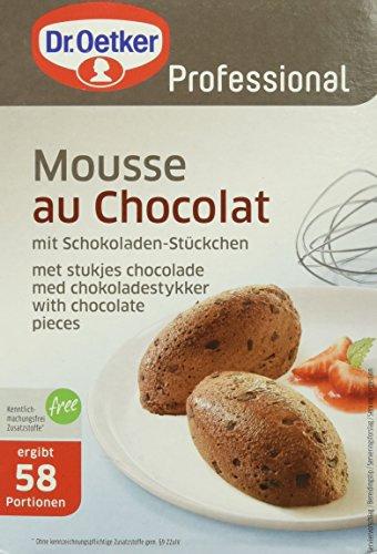 Dr. Oetker Mousse au Chocolat 1 kg, 1er Pack (1 x 1 kg)