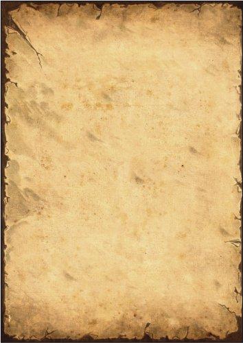 SIGEL DP240 Motiv-Papier, History, Din A4, 50 Blatt Briefpapier, 90 g - weitere Motive