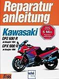 Kawasaki GPZ 600 R (ab Baujahr 1984) GPX 600R (ab Baujahr 1988) (Reparaturanleitungen)