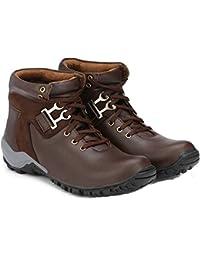 Jootiyapa Brown Boot Boots For Men (Brown)
