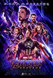 Tainsi Comic Characters End Movie Poster Game Movie Poster Super Hero Movie Poster, 61 x 91,5 cm