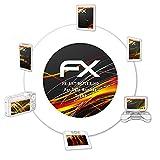 atFoliX Folie für Cafe-Bonitas Tech1 Displayschutzfolie - 2 x FX-Antireflex-HD hochauflösende entspiegelnde Schutzfolie
