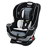 Best Convertible Carseats - Graco Extend2Fit Convertible Car Seat, Gotham Review