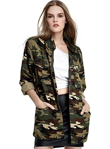 escalier-donne-lungo-manica-militare-giacca-camuffare-camo-cappotto-xx-large-camuffamento