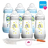 MAM Sparset II Anti-Colic Starter-Set mit Anti-Kolik Flaschen Set