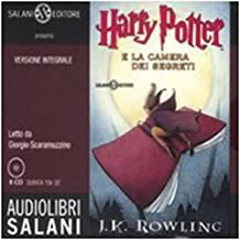 Harry Potter e la camera dei segreti. Audiolibro. 8 CD Audio