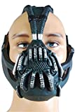 Gogam Bane Maske Replica for Batman the Dark Knight Rises Cosplay Kostüm Prop Stütze