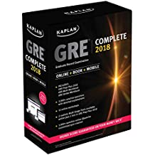 GRE Complete 2018: The Ultimate in Comprehensive Self-Study for GRE