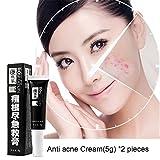 Fashlady™ Anti Acne Cream Capillary Rosacea Skincare Acne Patch Pimple Acne Scars Skin