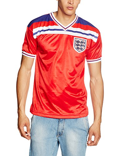 Score Draw Men's England 1982 World Cup Final Away Shirt
