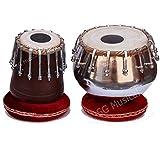 AMAZE Musical Nut/bolt tuned iron Tabla Set